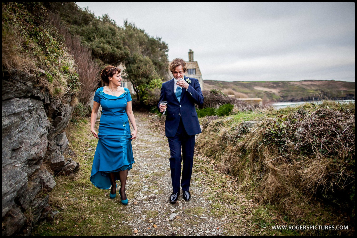Prussia Cove Wedding Photography