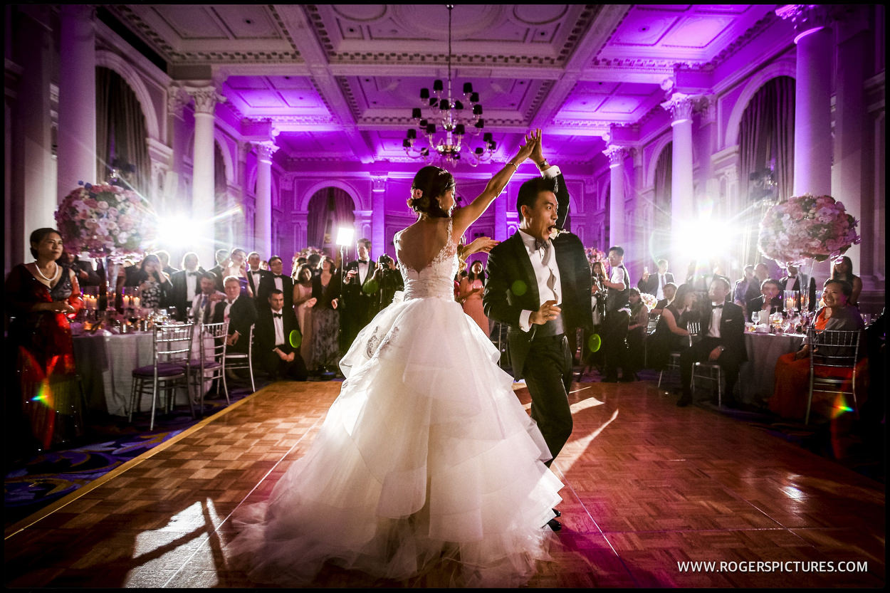 Corinthia Hotel Wedding