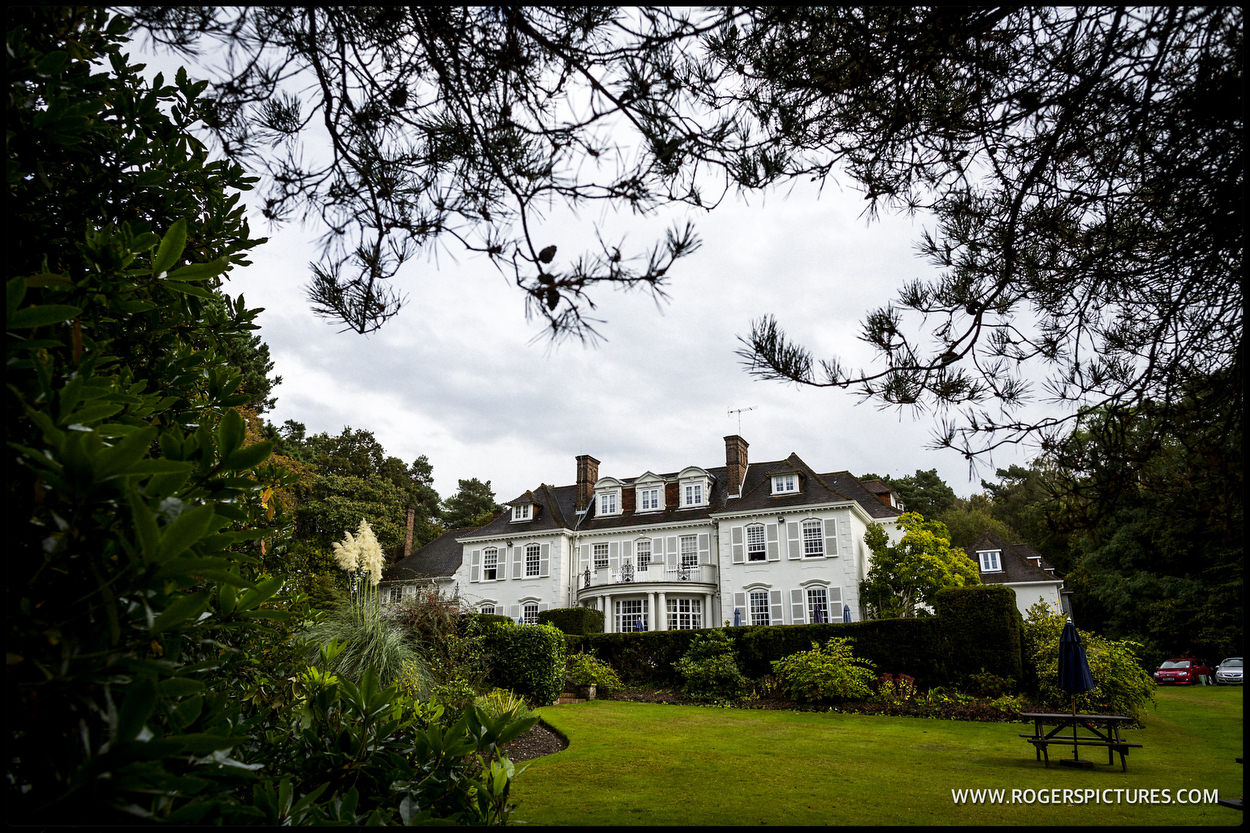 Gorse Hill wedding venue