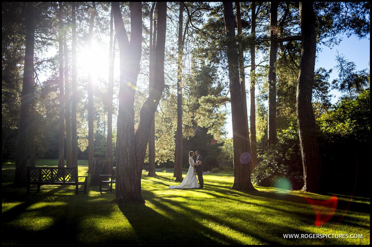 Gorse Hill Wedding