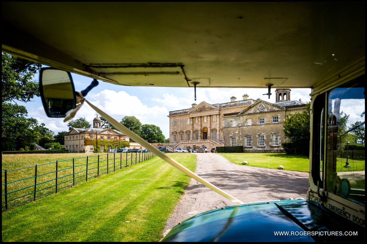 Kirtlington Park Wedding Photographer