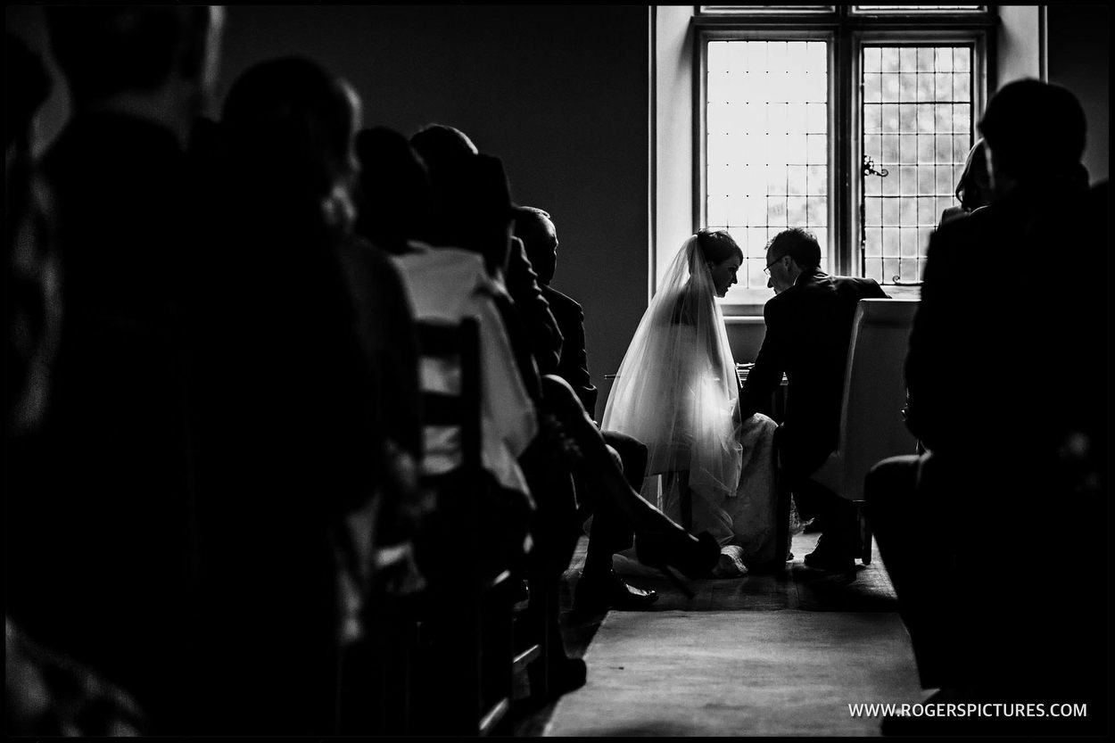 Documentary wedding photography in Buckinghamshire