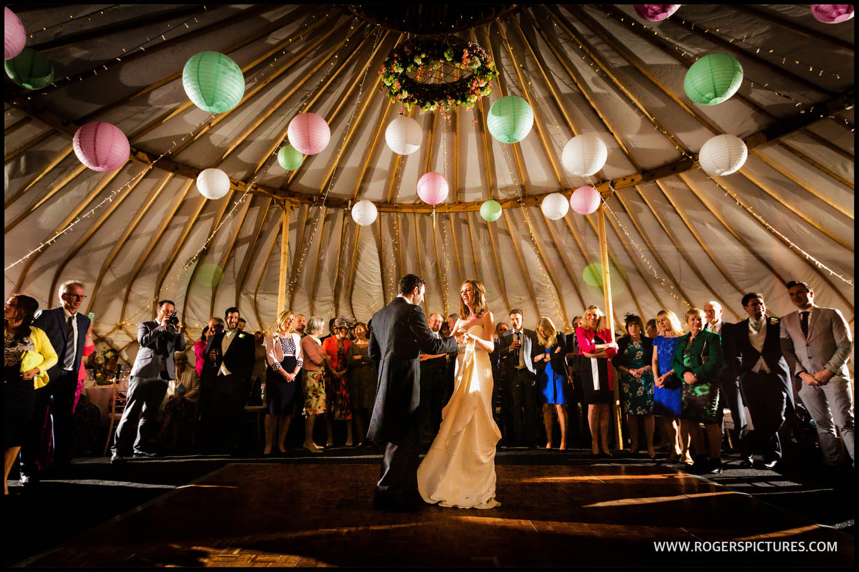 Oxfordshire Marquee Wedding Photography