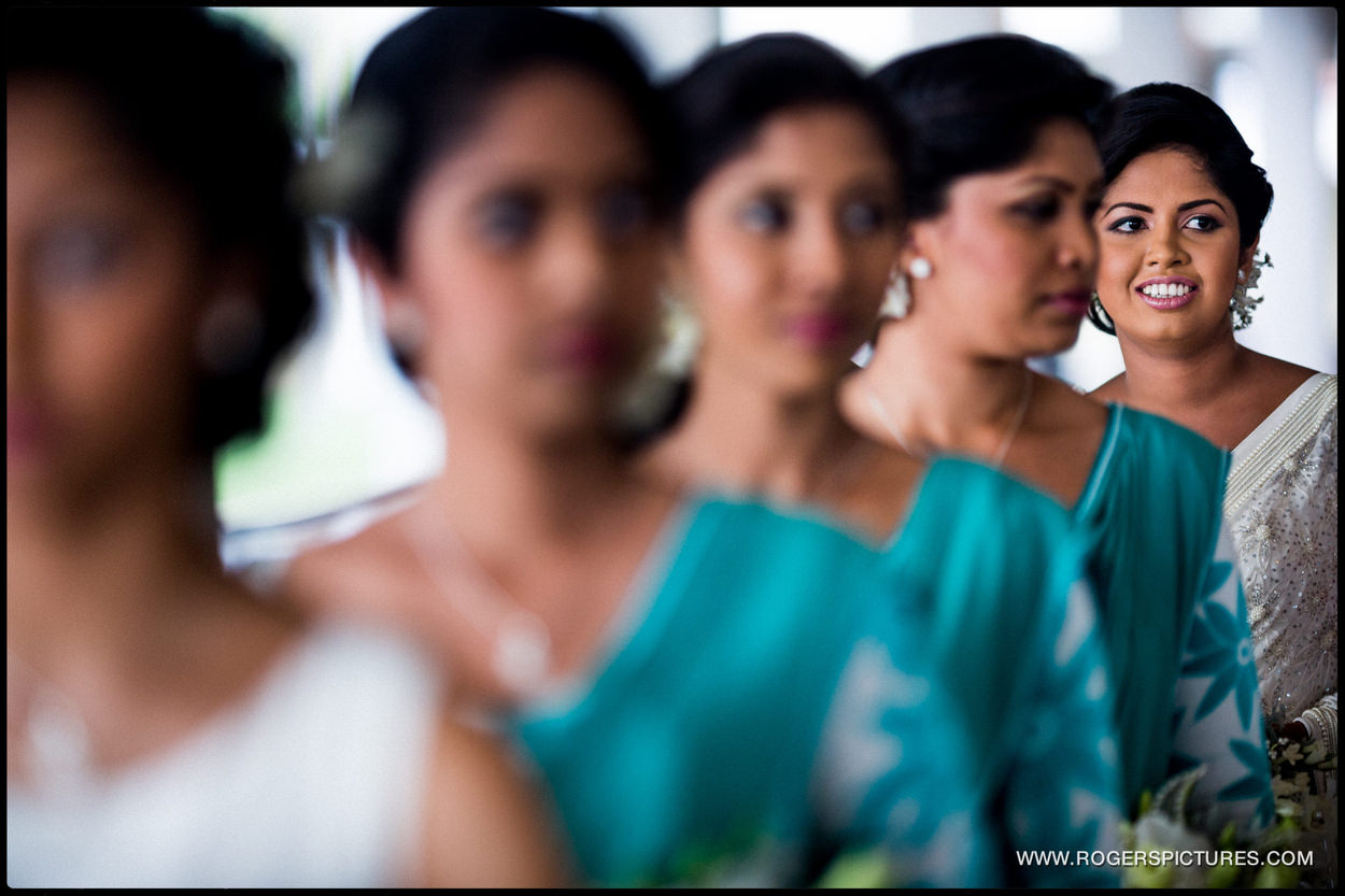 Destination Wedding Photographer Sri Lanka bride