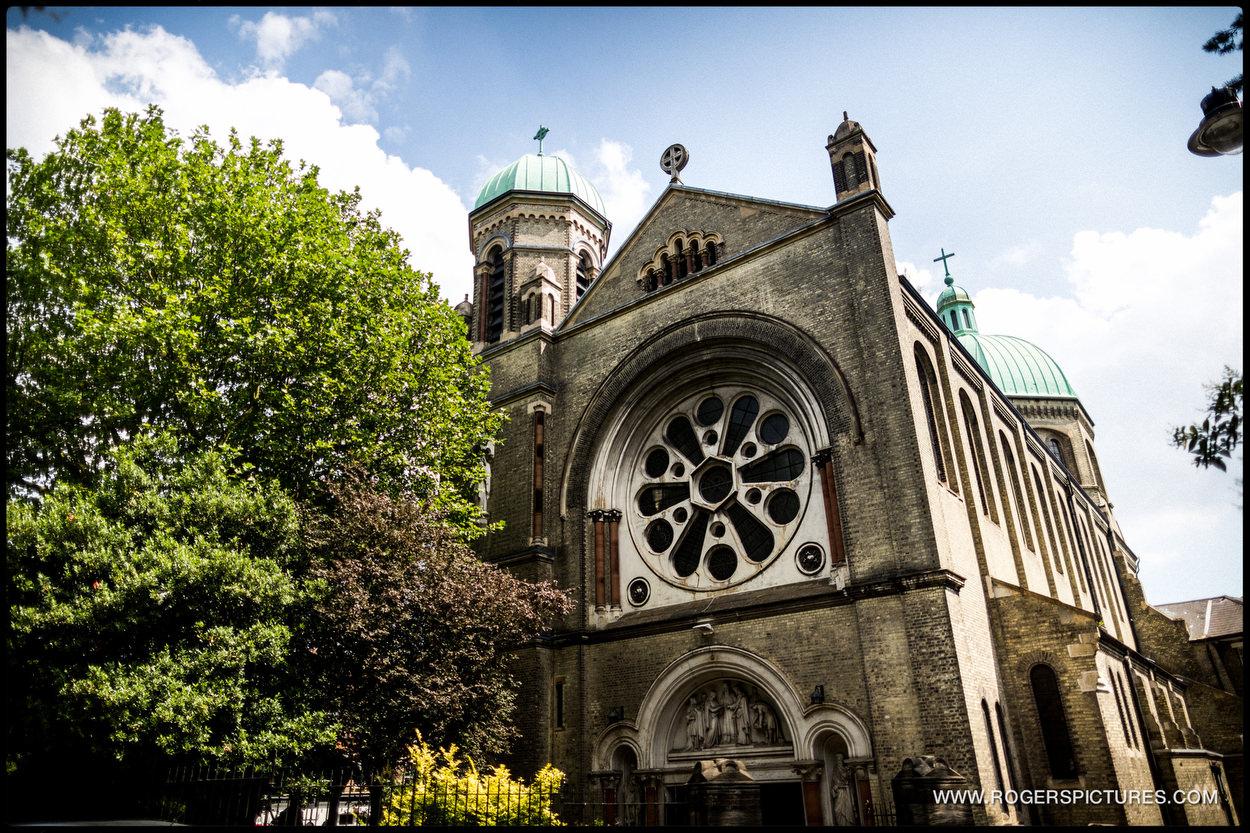 St Joseph's Church Highgate