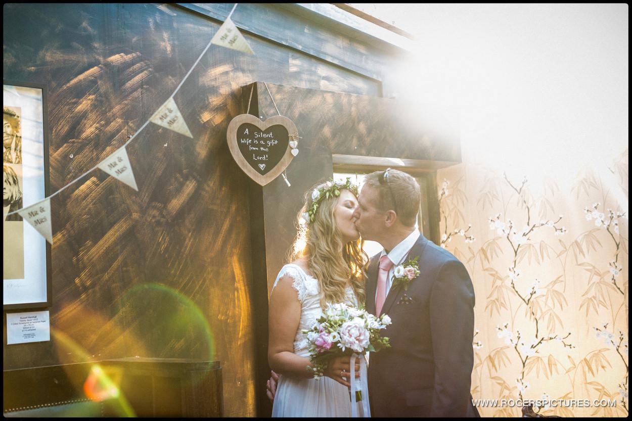 Highgate wedding photography