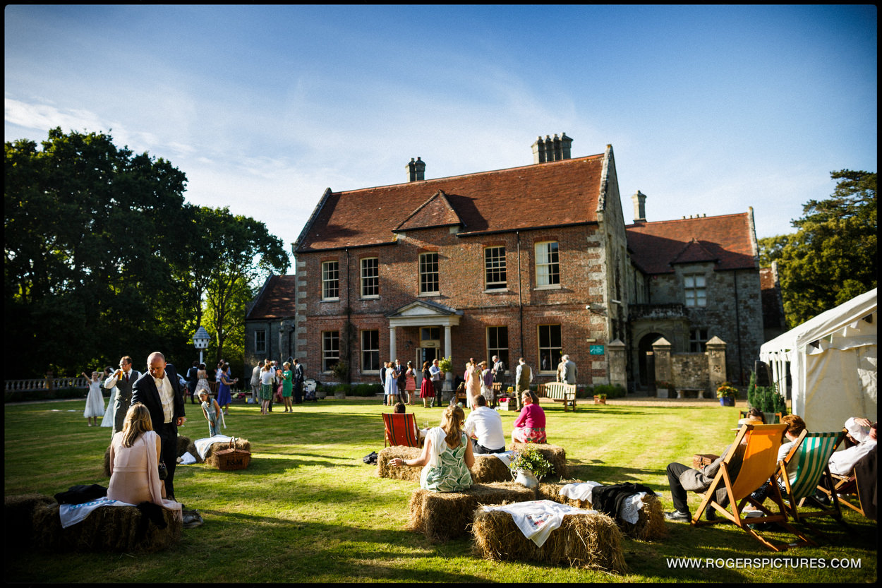 Landguard Manor Summer Wedding
