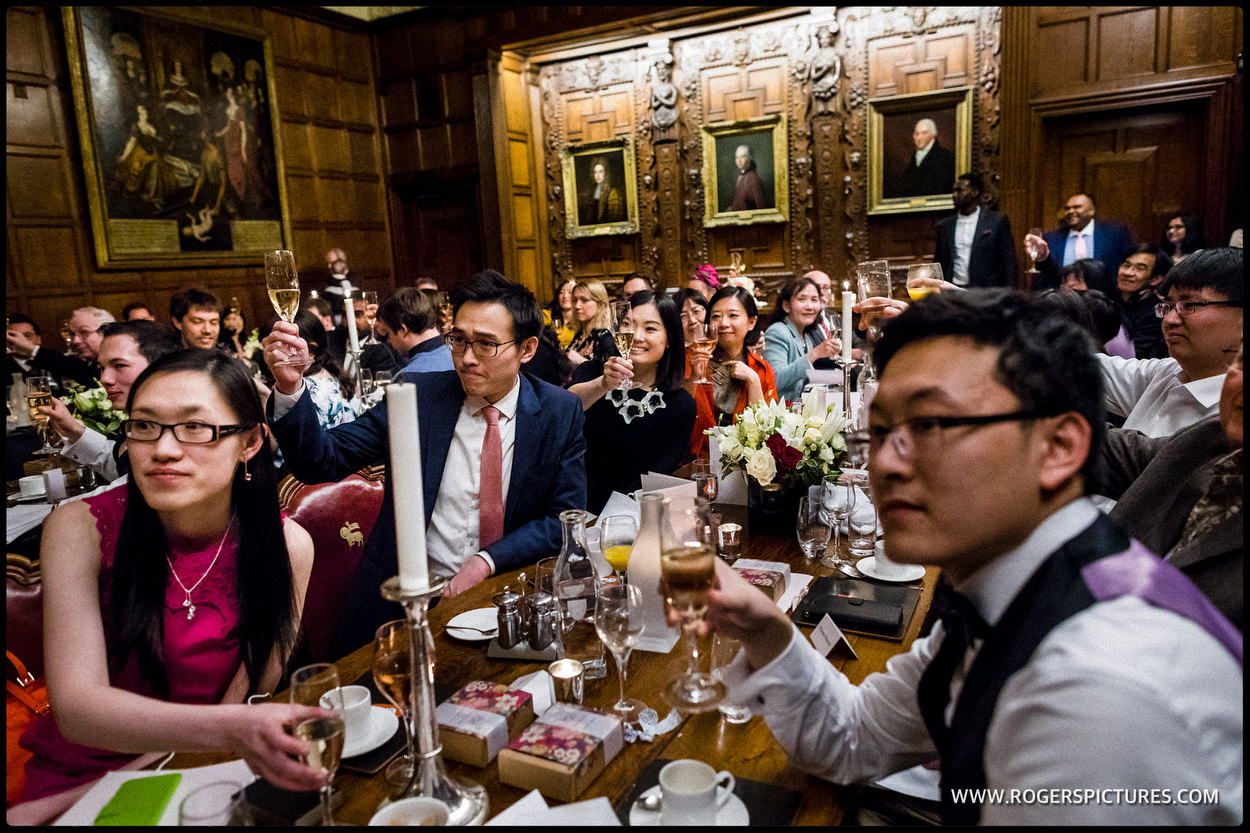 Wedding at Middle Temple