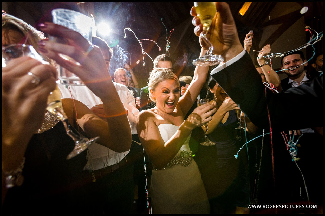 New Years Eve Wedding at Cain Manor