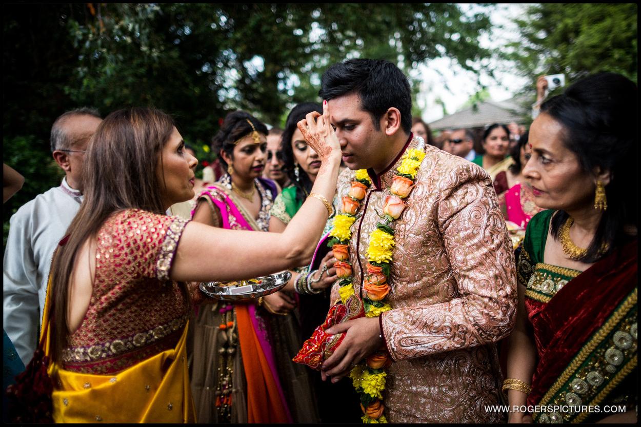 North London Indian Wedding Groom