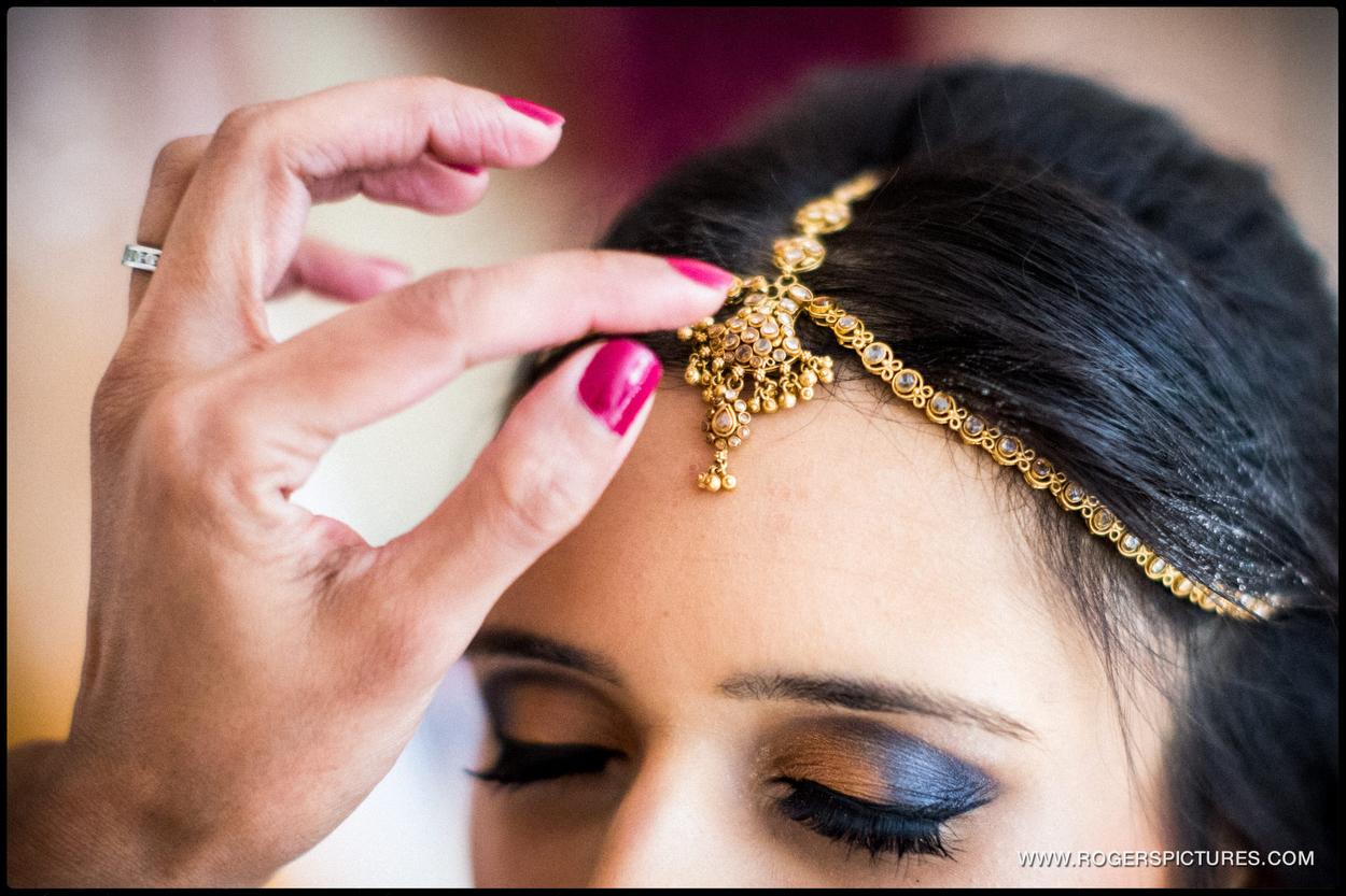 North London Indian Wedding Bride