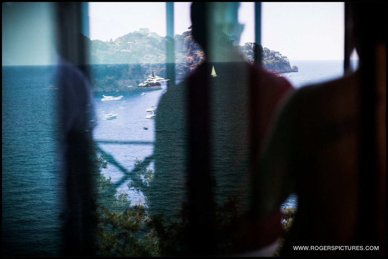 Portofino wedding photography in Italy