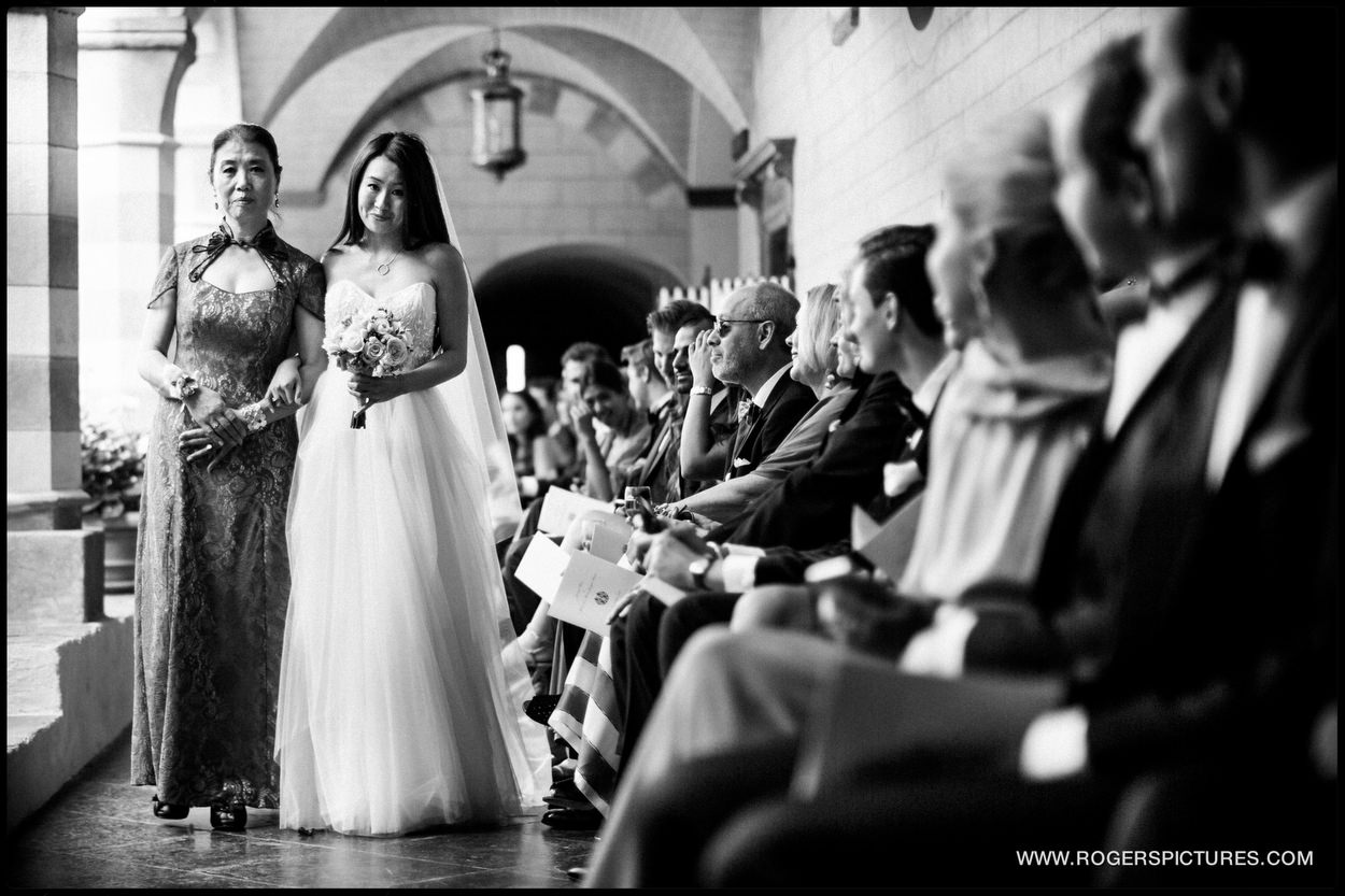 Documentary wedding photography in Portofino, Italy