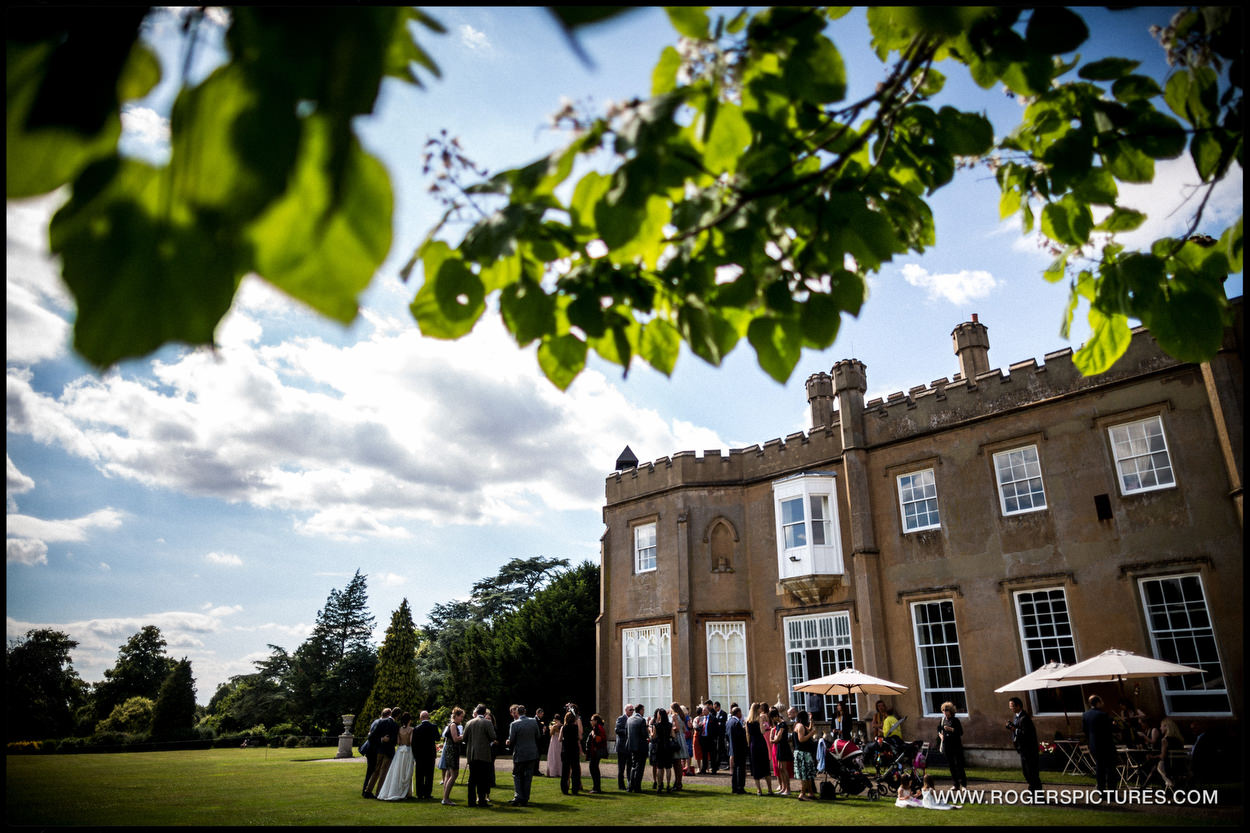 Nonsuch Mansion wedding Surrey