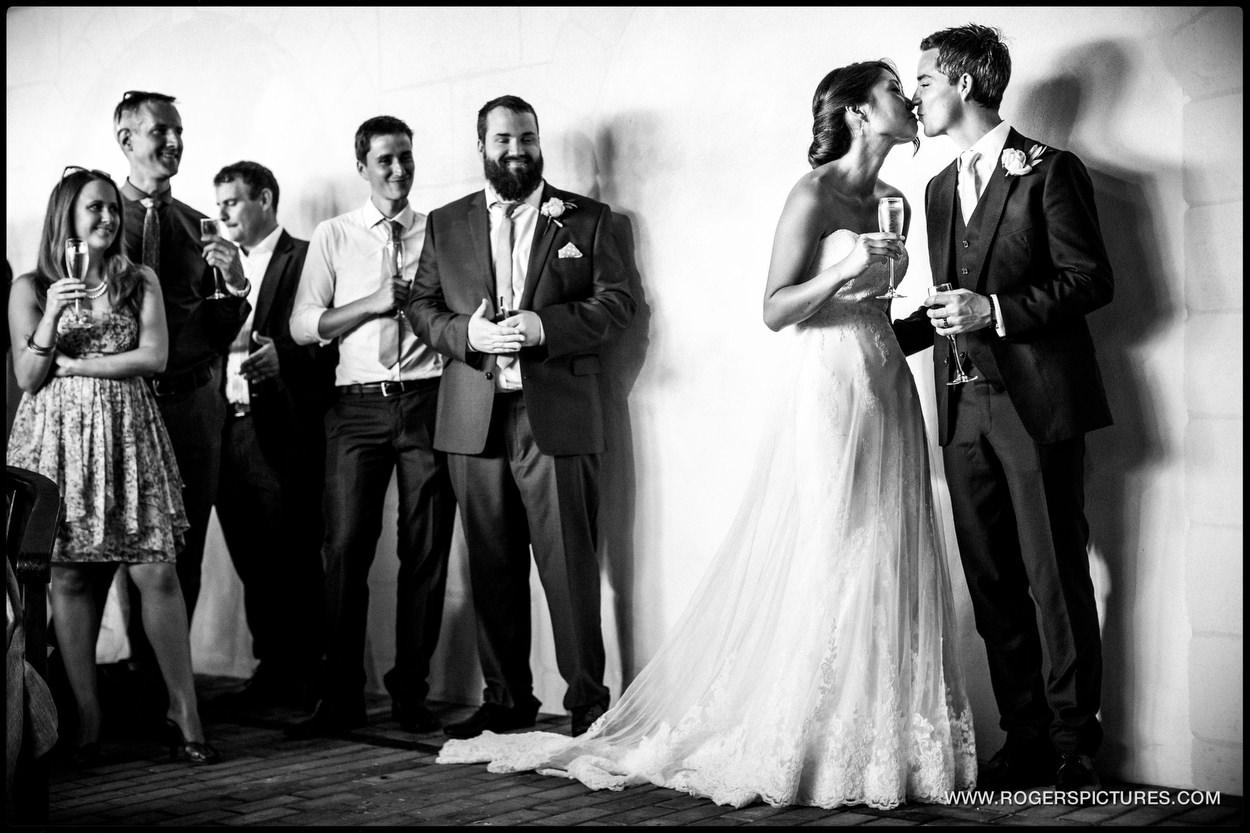 Sussex garden marquee wedding