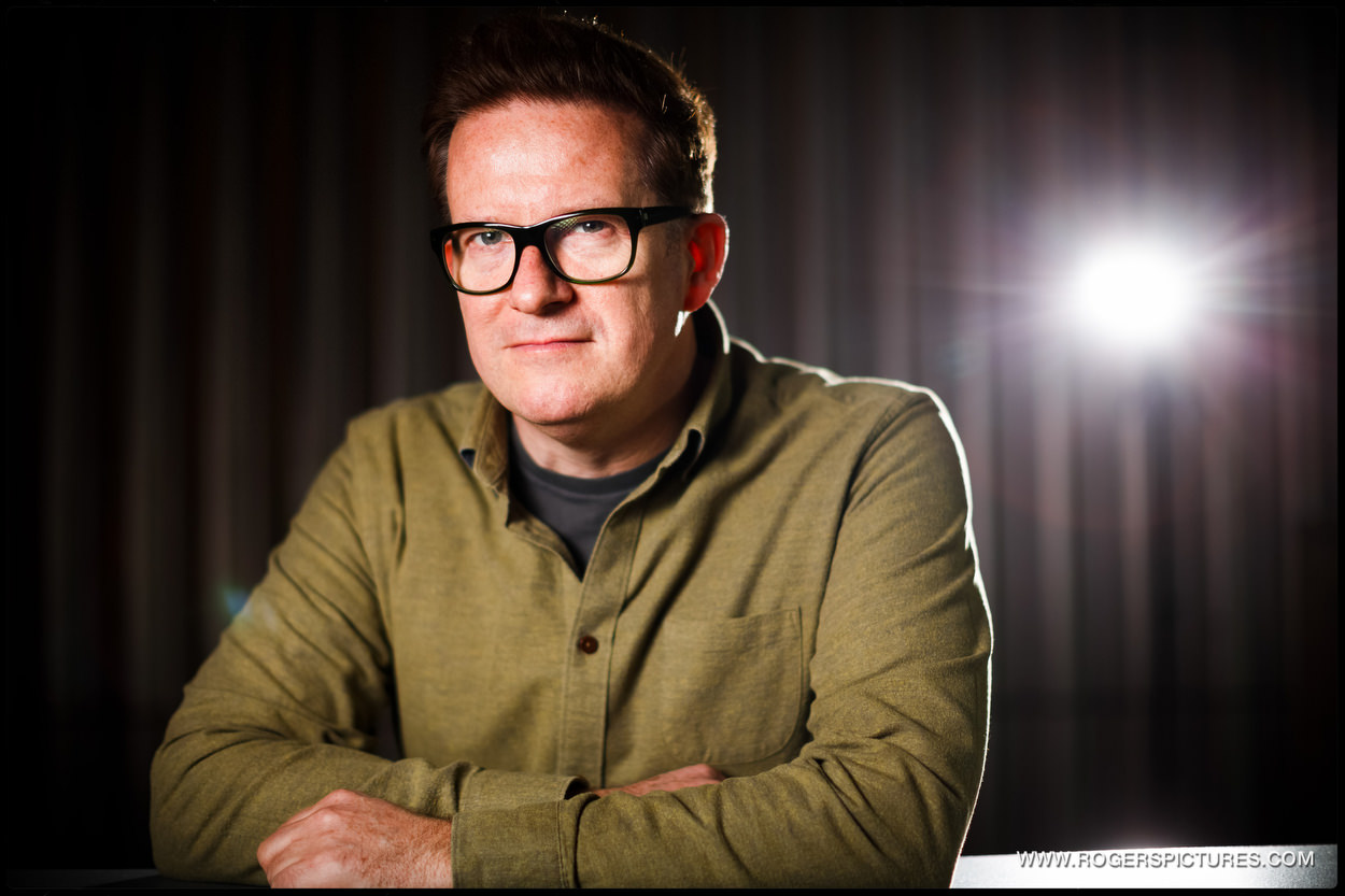 Choreographer Matthew Bourne photohgraphed at the Lowry centre in Manchester. For the Saturday interview.