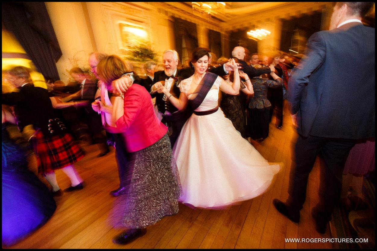 Caledonian club wedding photography