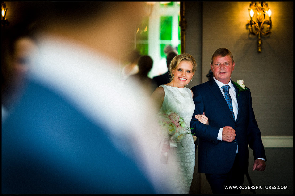 Wedding photojournalism at St Michal's Manor Hotel