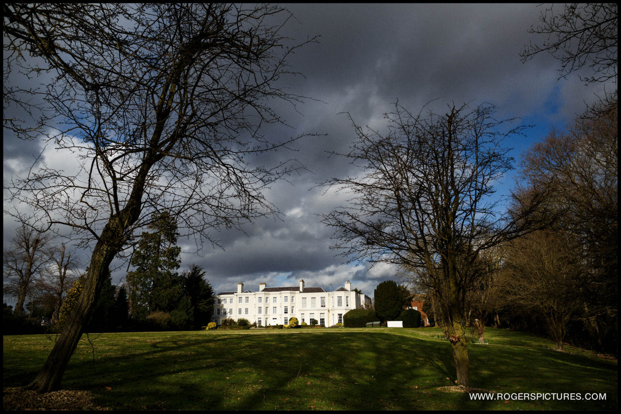 Burnham Beeches Hotel wedding venue