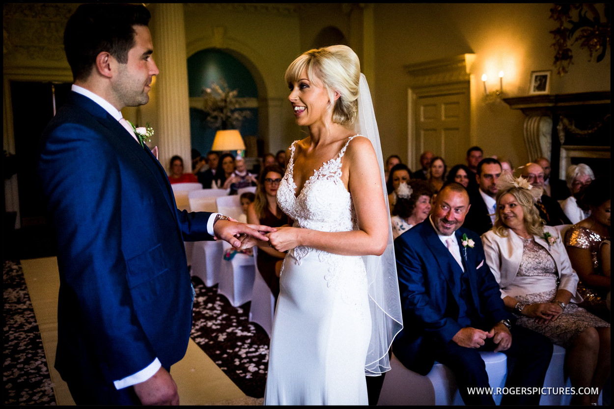Documentary wedding photography in East Sussex