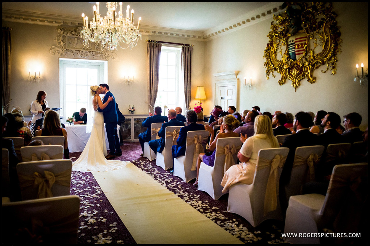 Buxted Park Wedding Photographer