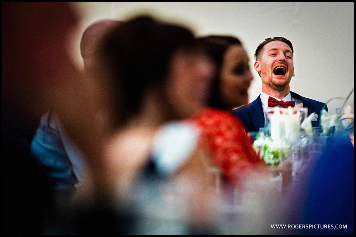 Same-sex wedding speeches