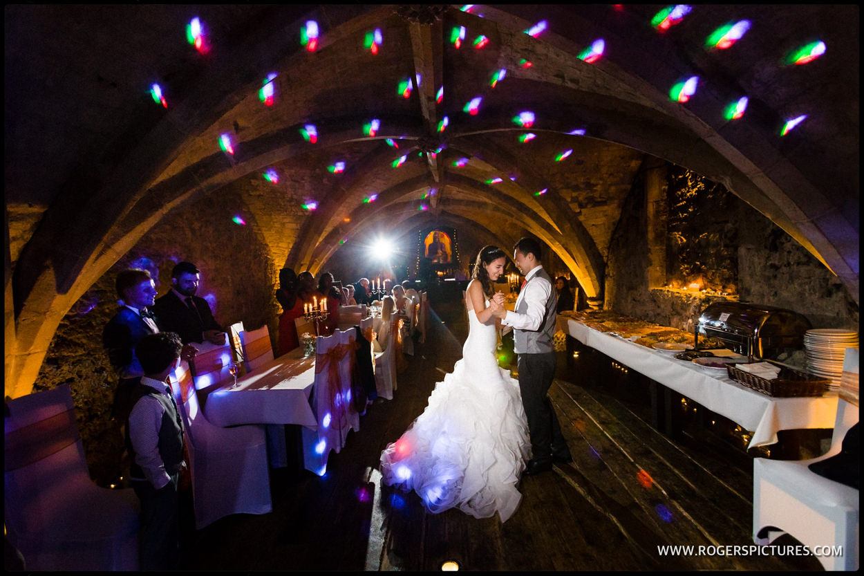 First dance at The George Vaults in Rochester