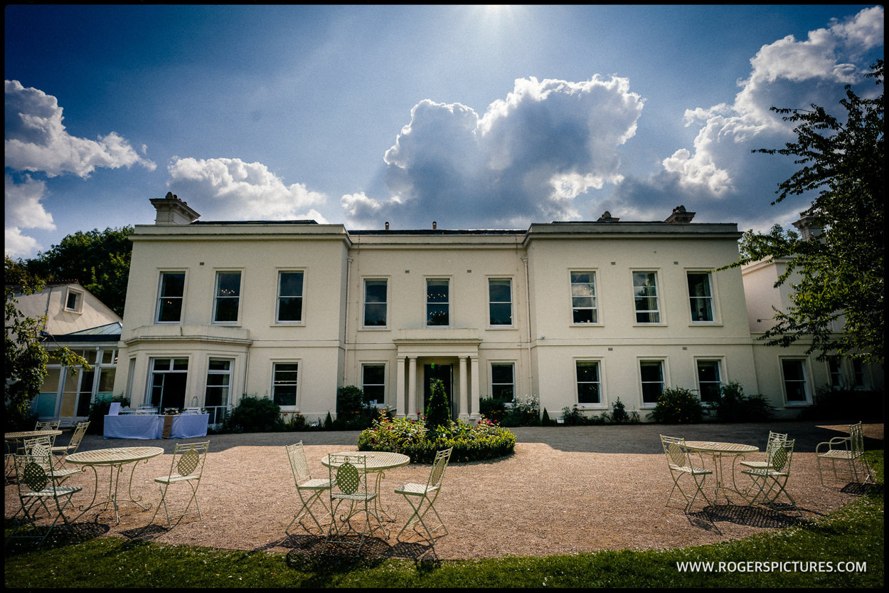 Morden Hall wedding venue