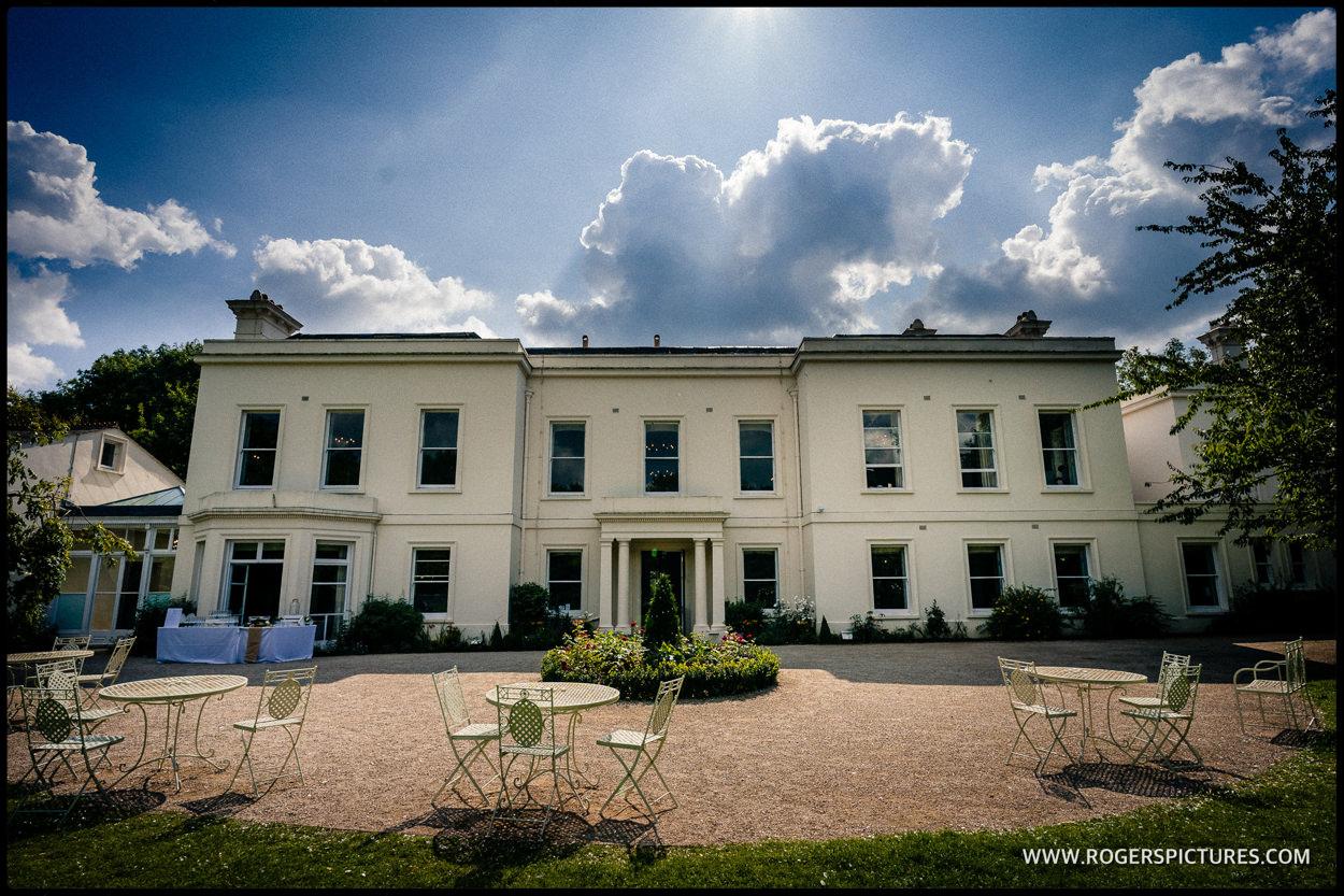 Morden Hall wedding venue