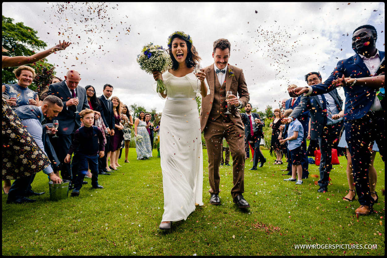 Priory Barn wedding photography