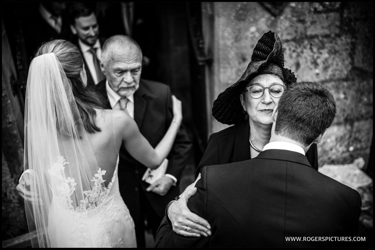 Wedding photojournalism in Somerset