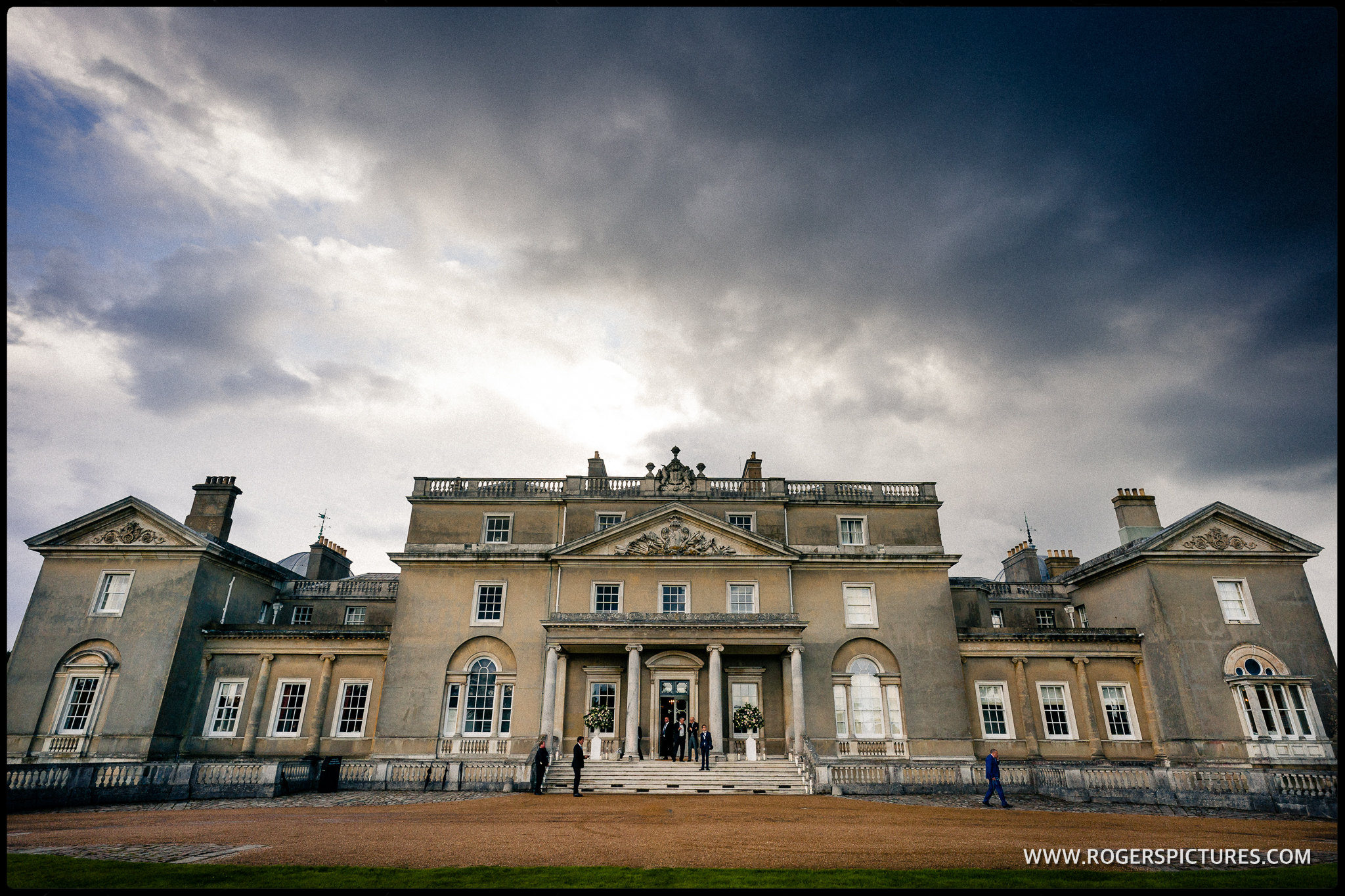 Wrotham Park wedding venue in Hertfordshire
