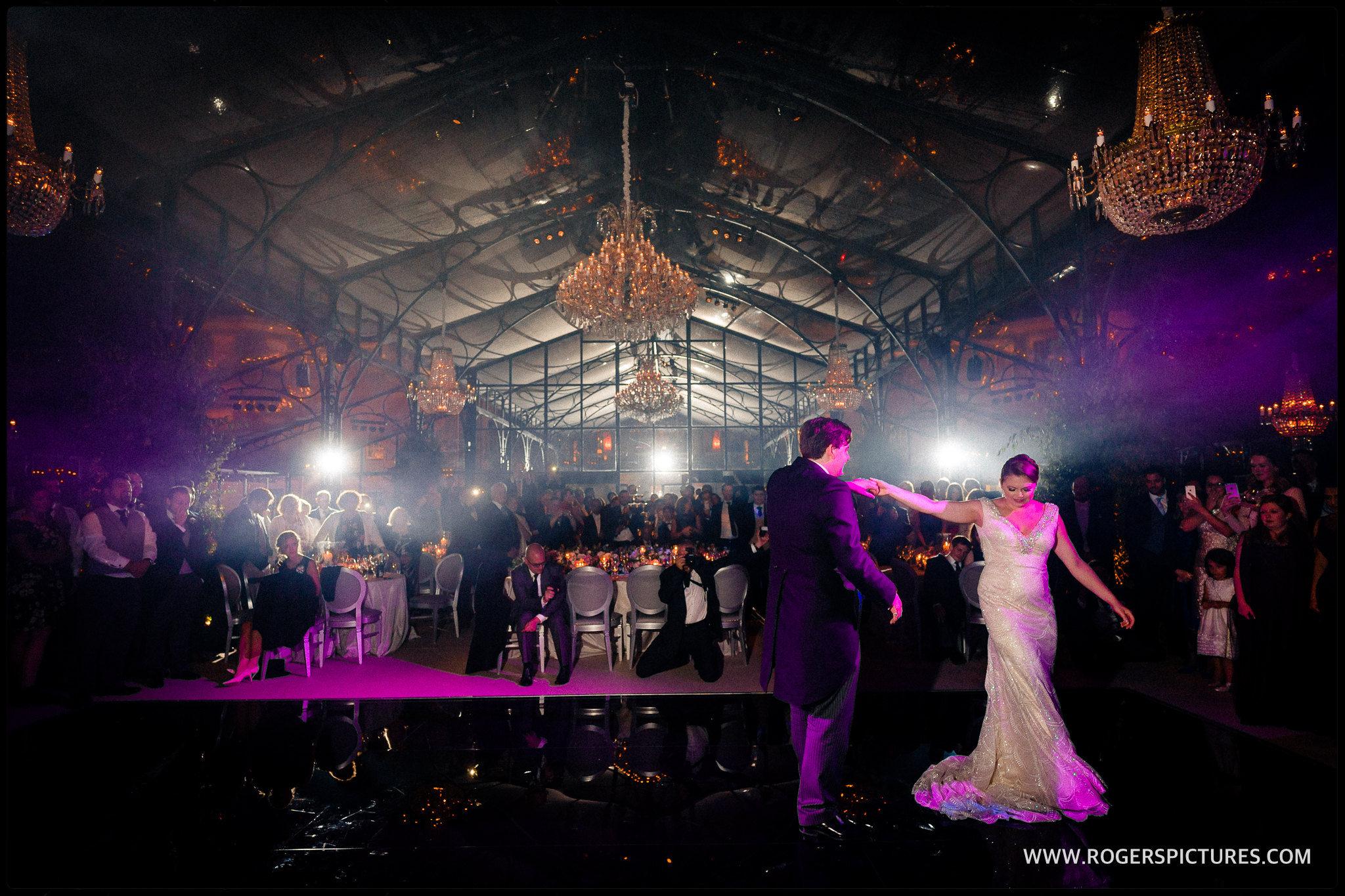 Wrotham Park forst dance