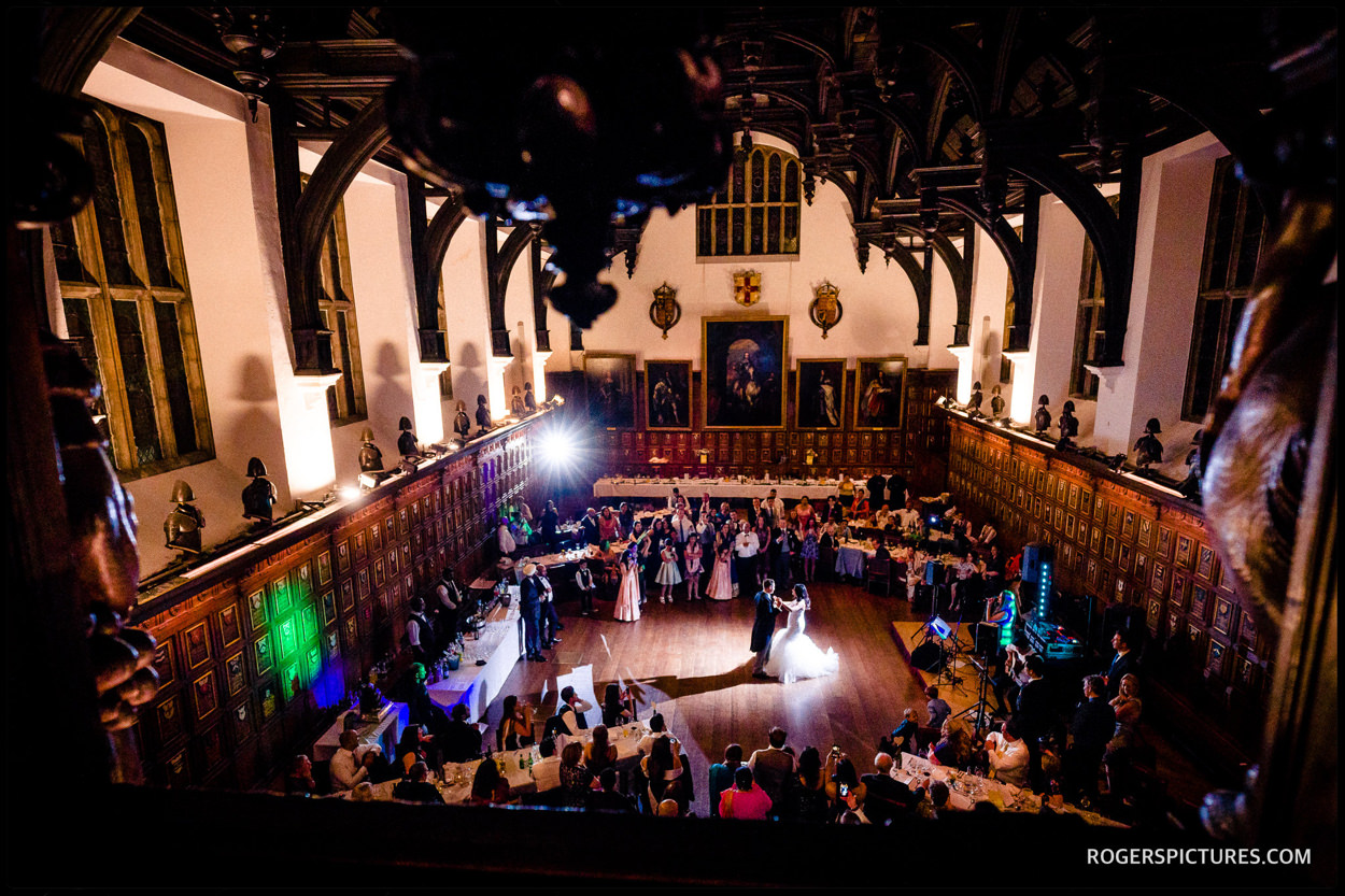 Indian wedding at Middle Temple