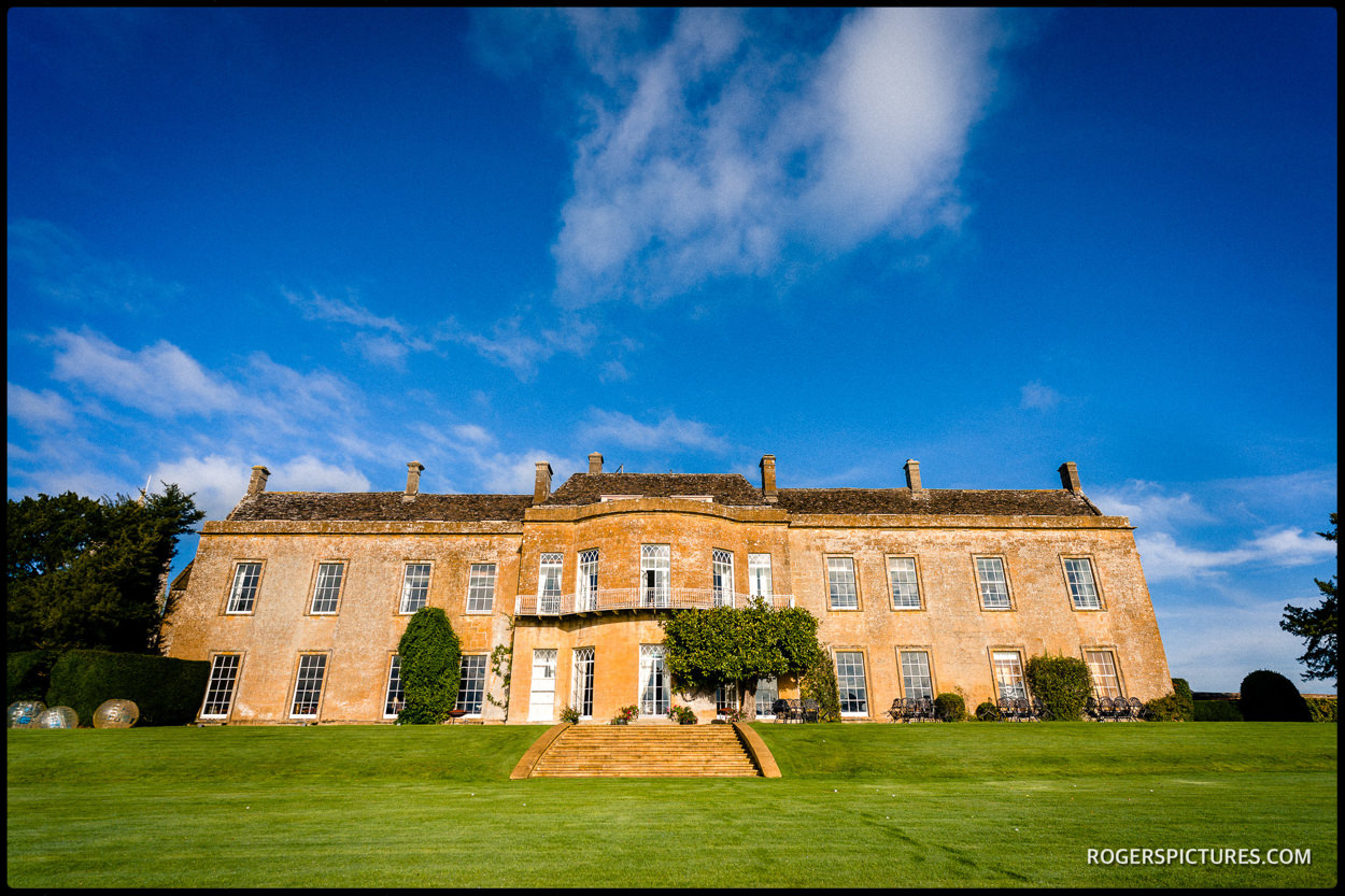 North Cadbury Court Wedding venue