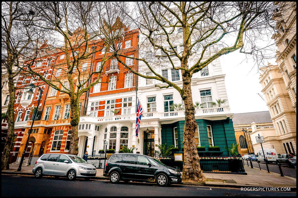 The Gore Hotel Kensington