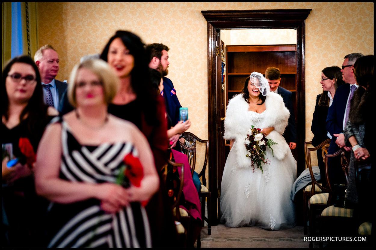 Chelsea Town Hall same sex wedding