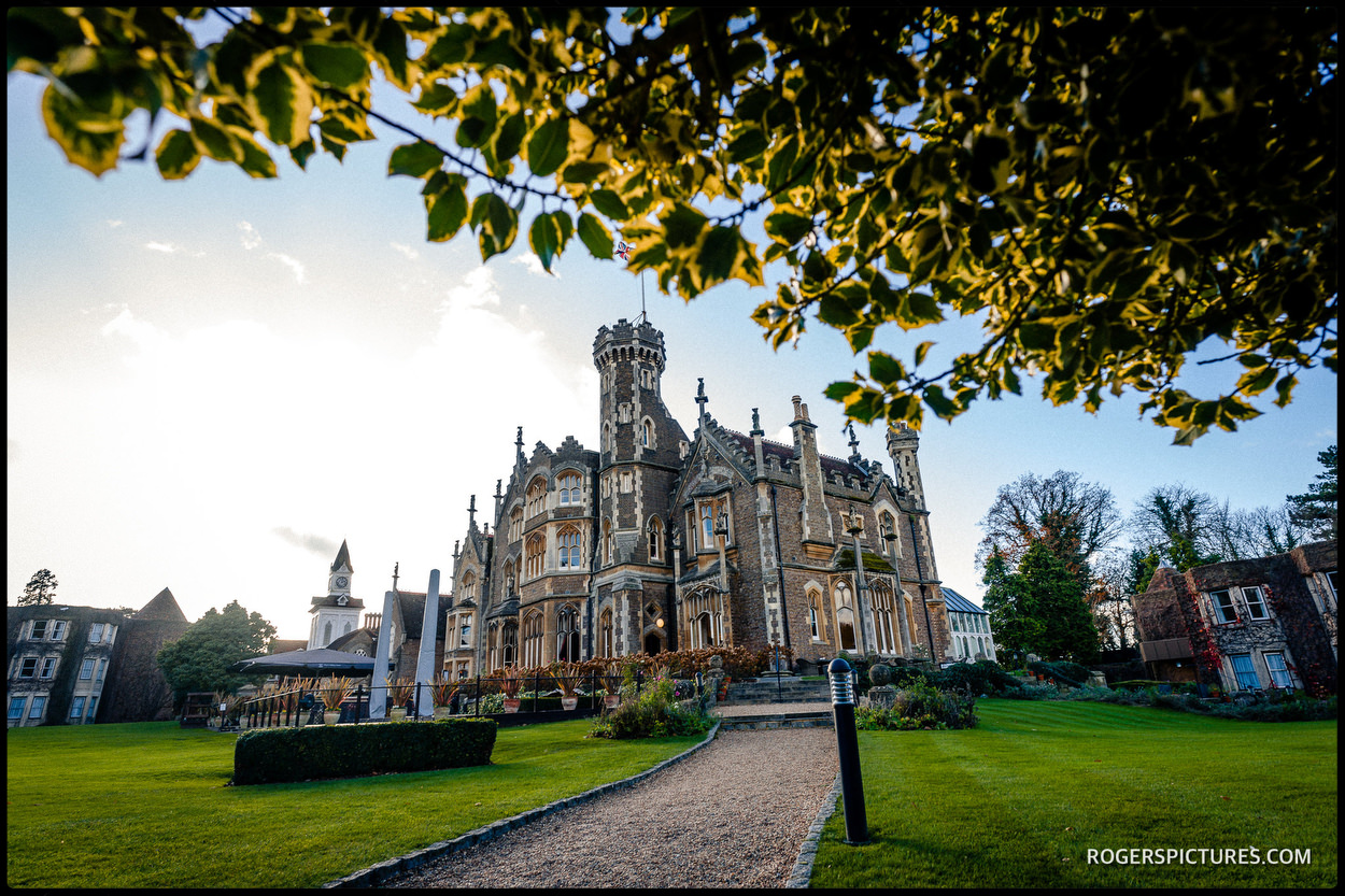 Oakley Court Windsor wedding venue