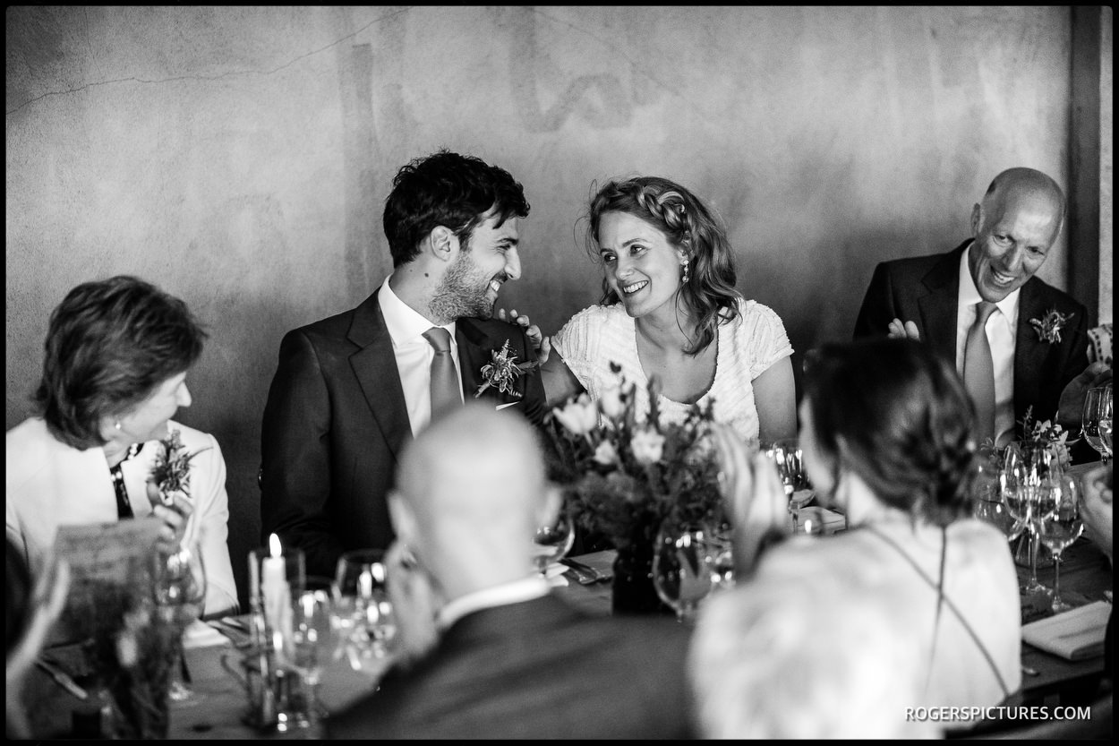 Buckinghamshire Barn Wedding