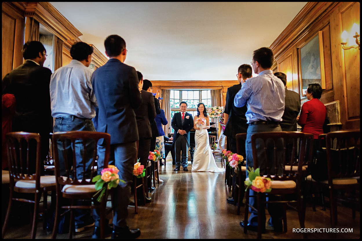 Burgh House Wedding Photographer