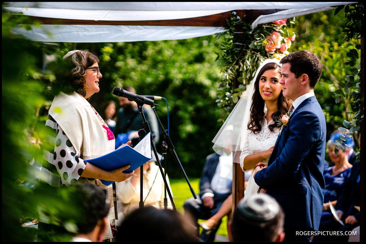 Sheva B'rachot: Seven Blessings