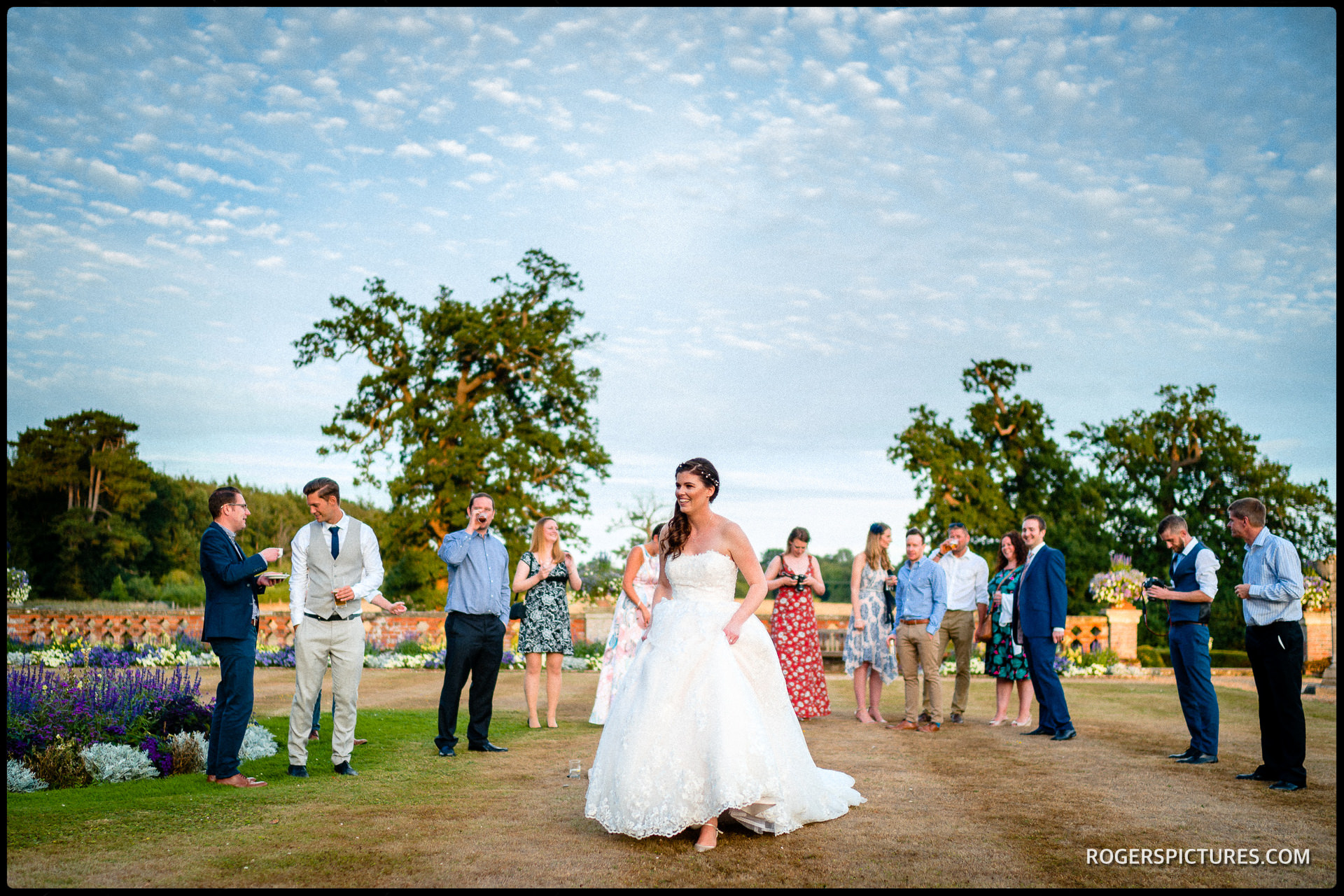 Elvetham Wedding Photography