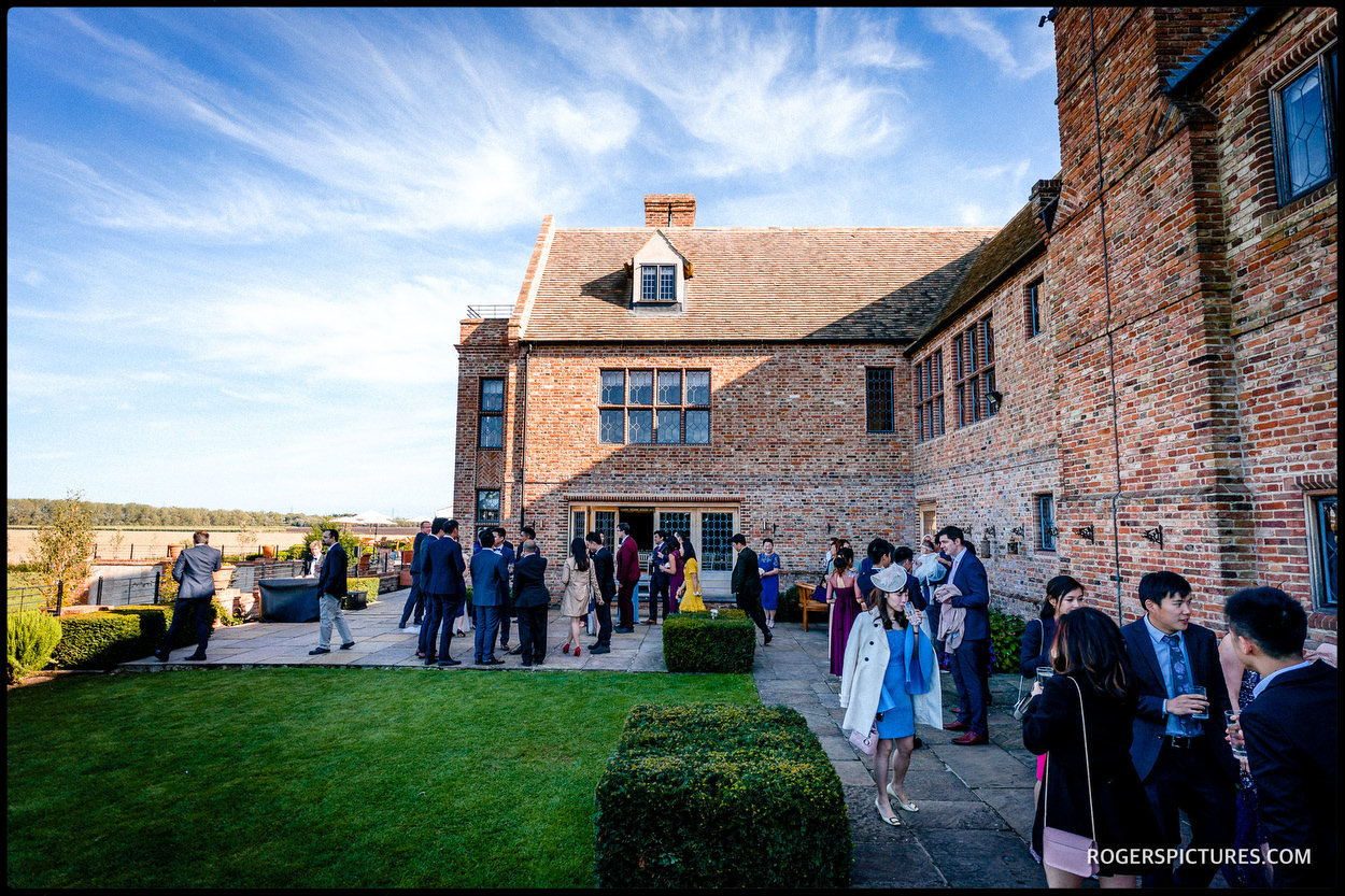 Guests at Old Hall Ely