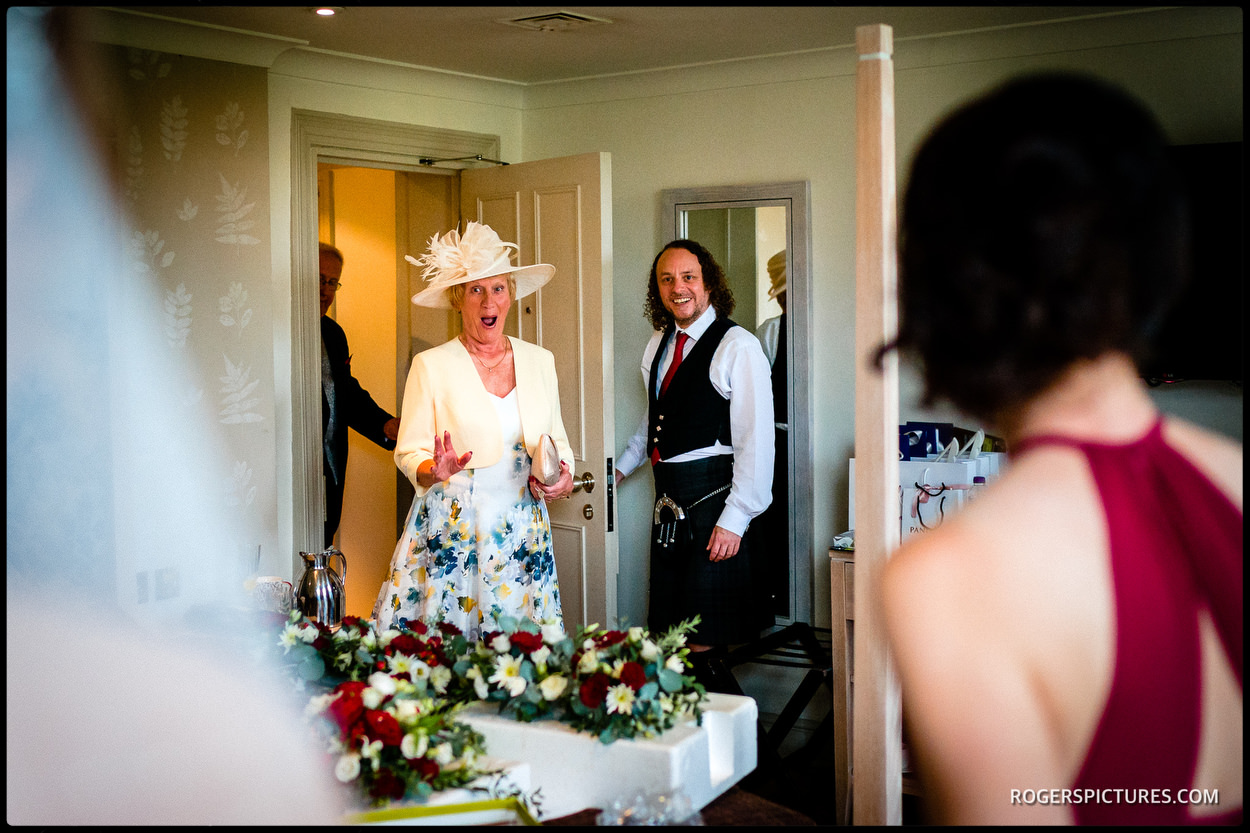 Stoke Place Wedding Photographer