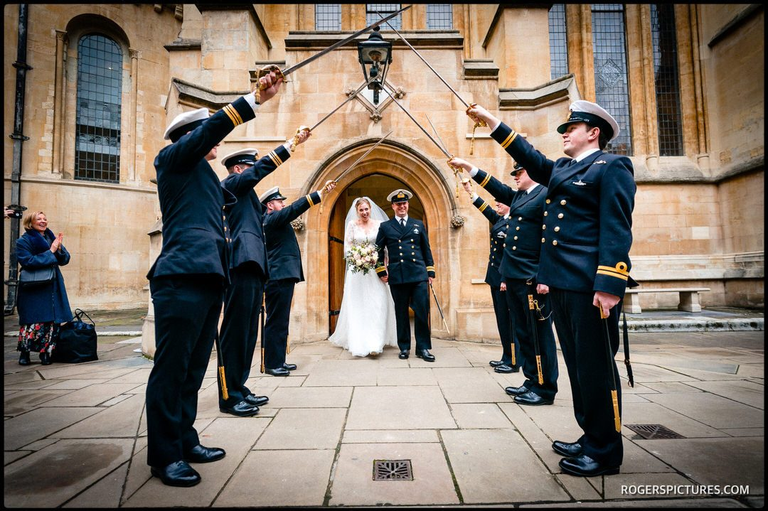 Middle Temple Wedding Photographer