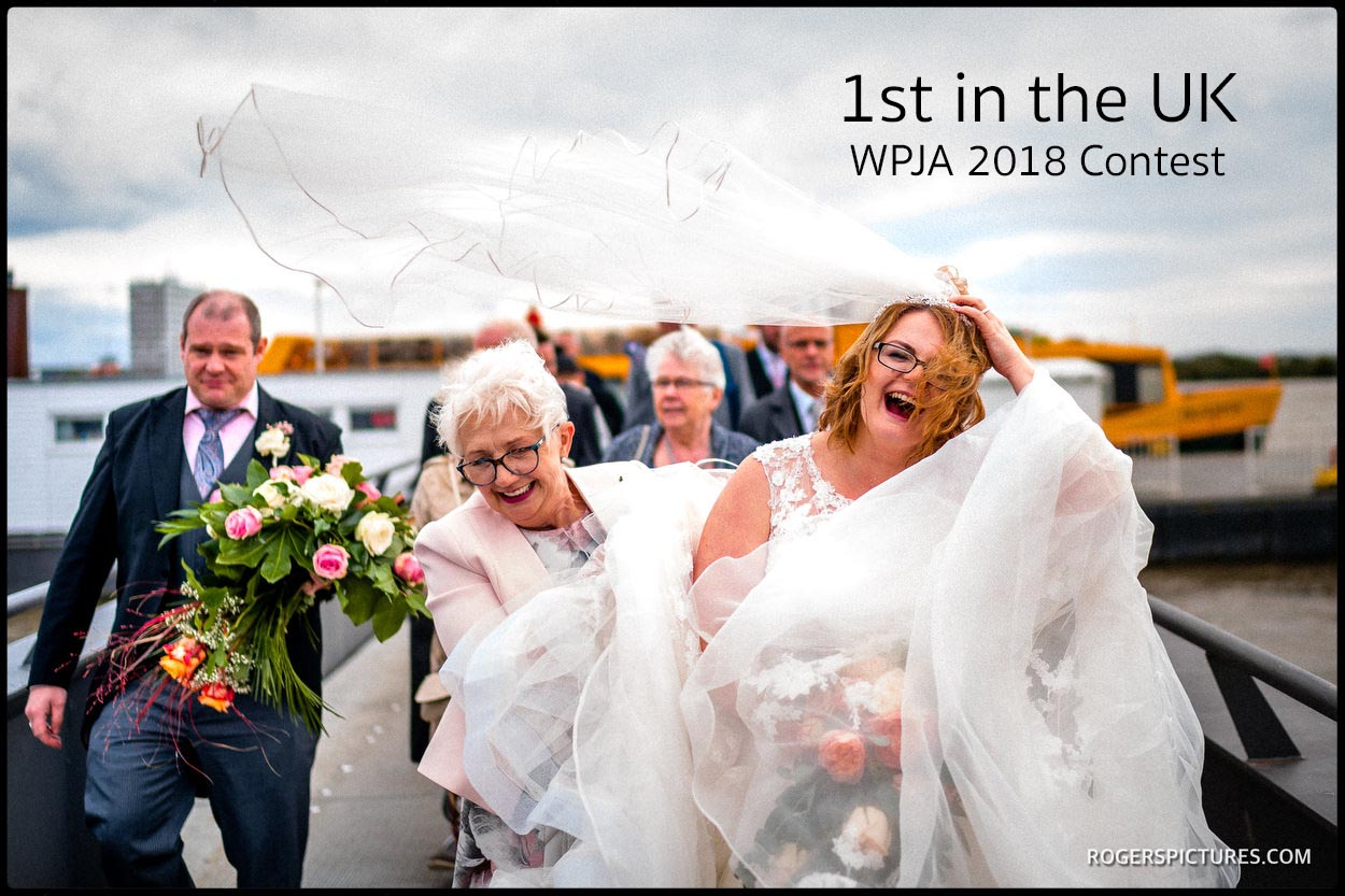 Top Wedding Photojournalist in the UK