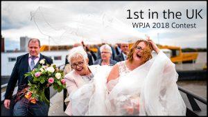 1st in the UK WPJA
