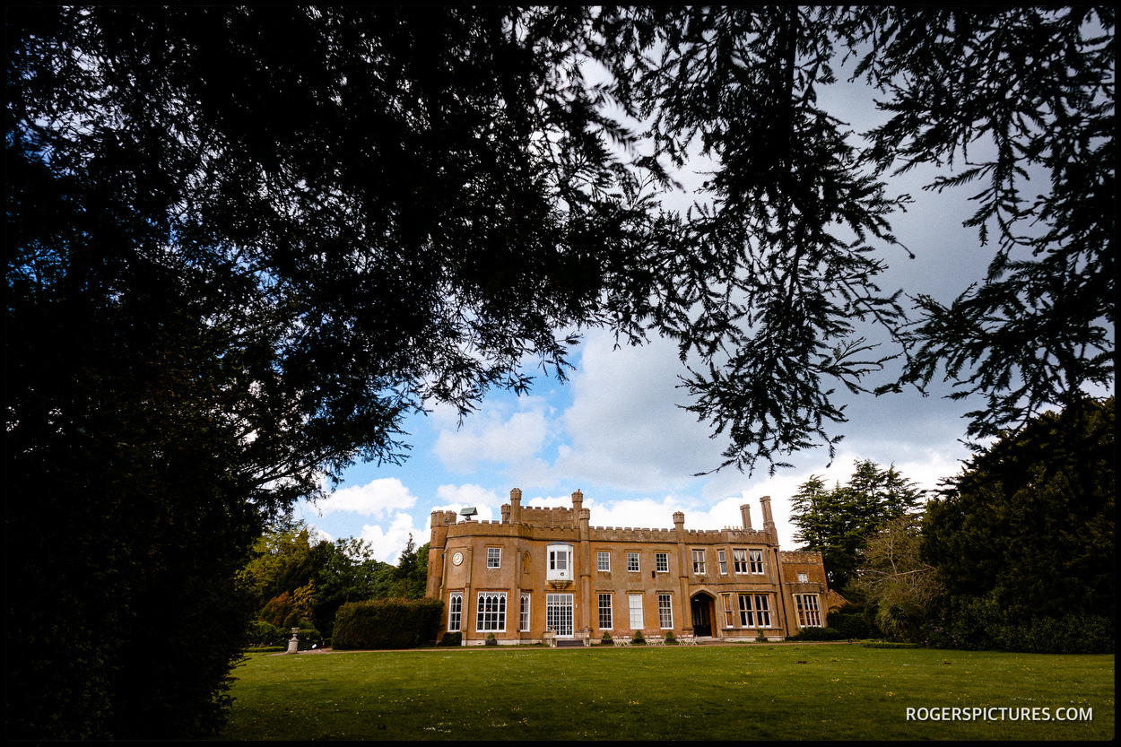Nonsuch Mansion wedding venue in Surrey