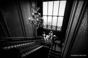 Wedding Photos at Nonsuch Mansion