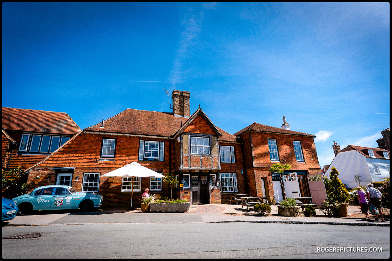 The Bell in Ticehurst wedding venue